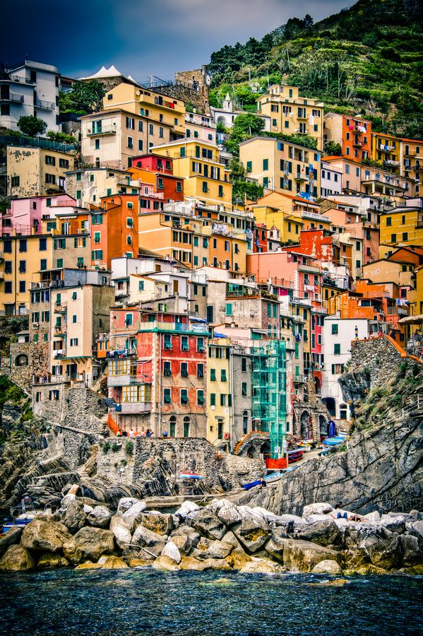 Italy.Beautiful Placs, Places To Visit, Cinqueterre, Cinque Terre Italy, Italian Coast, Beautiful Places, Colors House, Alex O'Loughlin, Sweet Life