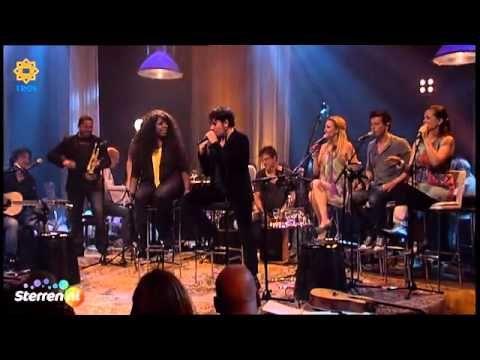 Jan Dulles en Berget Lewis - I heard it through the grapevine - De beste zangers unplugged