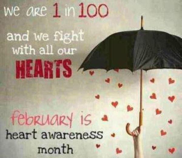 chd awareness    CHD Awareness Week   Blog   Congenital Heart Defect Information