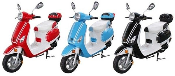 Taotao Roman-150 Gas Scooter