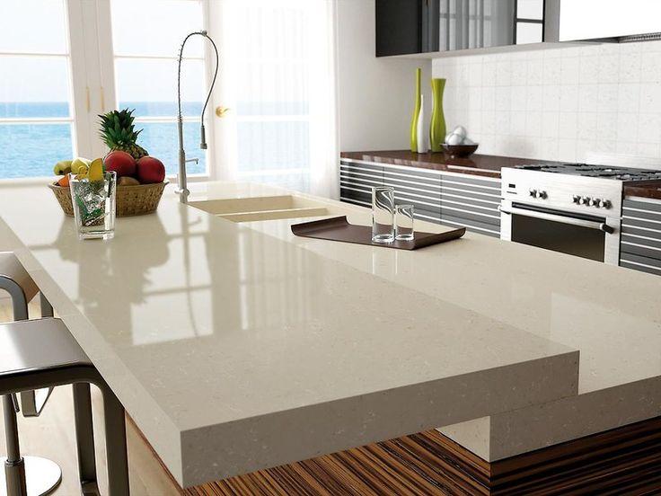 Dise o y tecnolog a en la cocina colores ideas y tecnologia - Colores de granito para encimeras de cocina ...