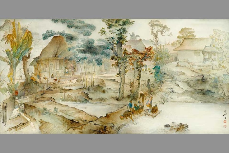 Painting by Lee Man Fong hits $1.3 million at Freeman's Sunday sale
