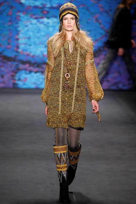 Anna Sui, Look #7