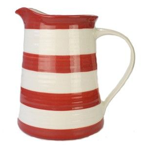 white green red striped flag