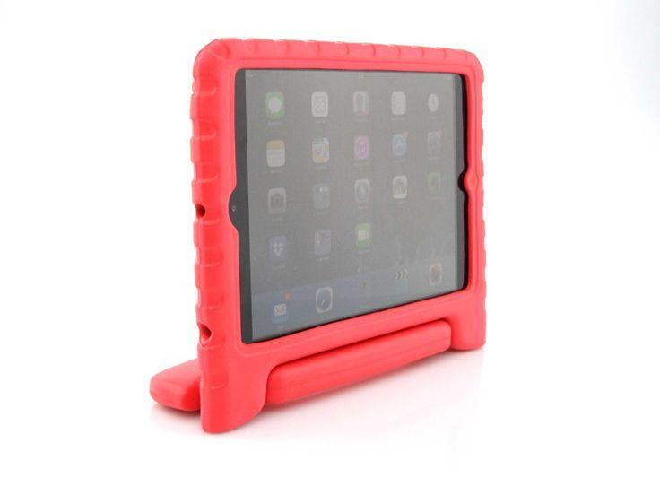 Kinder iPad mini (Retina) hoes rood