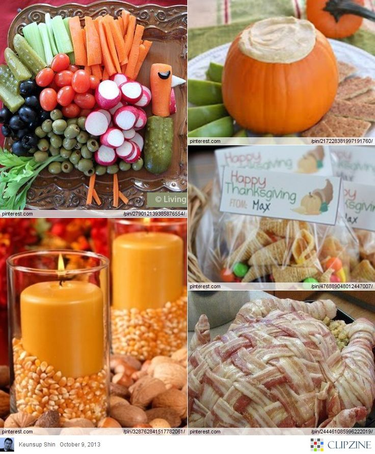 36 Thanksgiving Decorating Ideas And Traditional Recipes: Thanksgiving Decorating Ideas