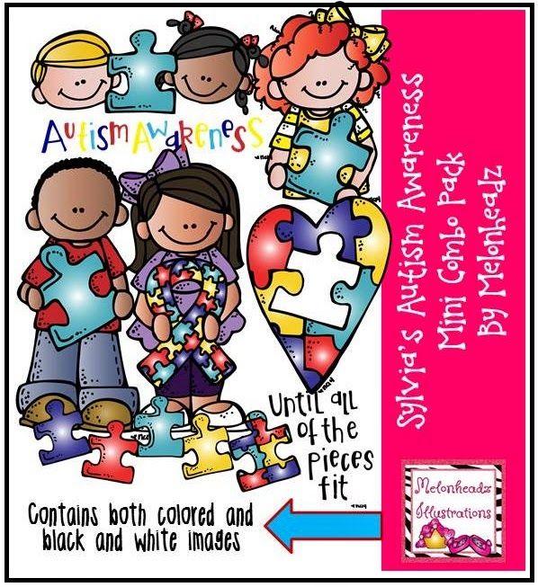 MelonHeadz: National Autism Awareness Month