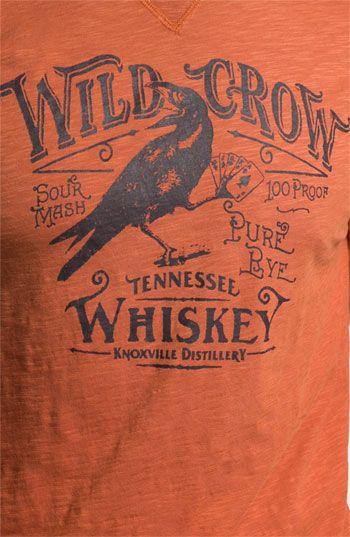 Lucky Brand 'Wild Crow' Crewneck T-Shirt | Nordstrom
