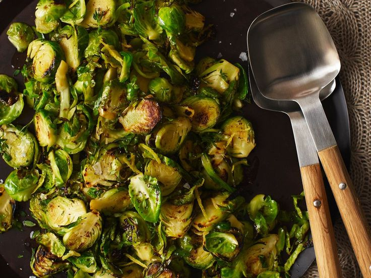 Brussels Sprouts with Lemon and Thyme | Food & Wine goes way beyond mere eating and drinking. We're on a mission to find the most exciting places, new experiences, emerging trends and sensations.
