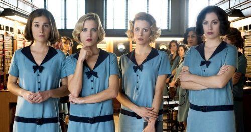 ¡Te cuento que me ha parecido Las chicas del cable! #reseña #tv #netflix #series