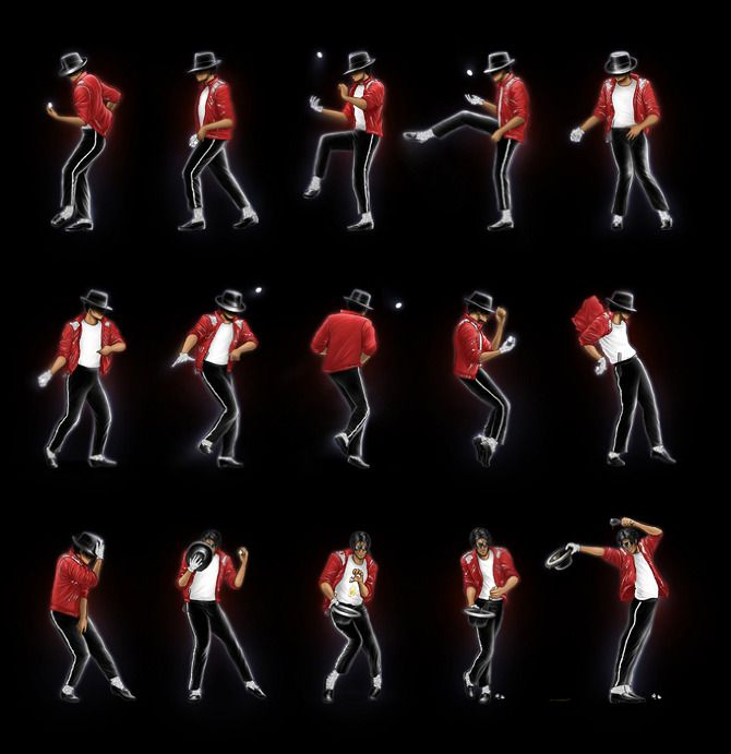 Michael Jackson Dance Moves Step By Step Www Pixshark