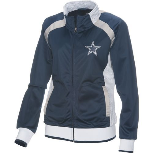 Dallas Cowboys Women's Track Jacket