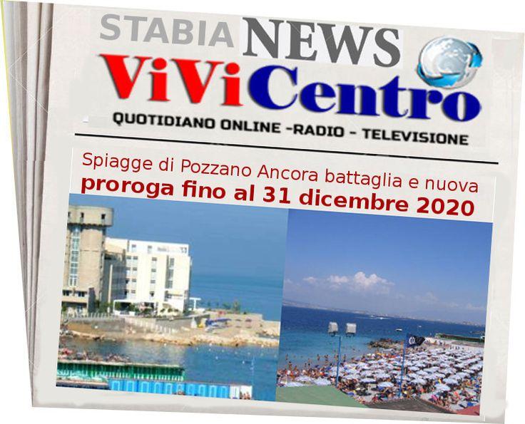 Spiagge di Pozzano, ancora battaglia e nuova proroga fino al 31 dicembre 2020