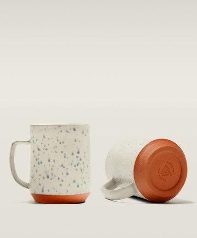A handmade mug for your tea and coffee. $38, Mazama Mug (Portland, OR)