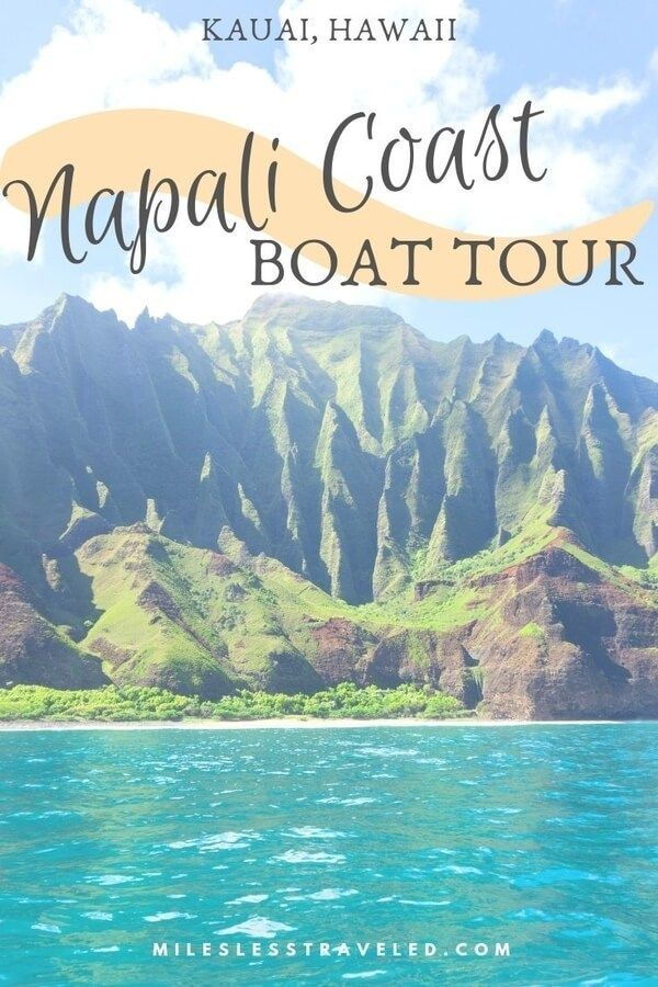 What Is The Best Napali Coast Boat Tour North Shore Vs