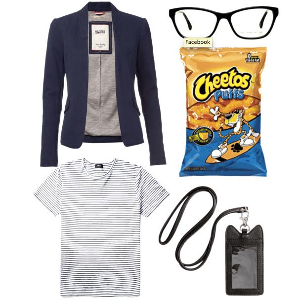 19 Funny Feminist Halloween Costumes That Are Hilarious And Make A Statement: Tina Fey has played some amazing characters in movies and on SNL, but the best woman she portrays is, hands down, Liz Lemon. Smart, successful, and in love with cheese as much as you, this is an easy and casual Halloween costume you can make with what you already have at home.