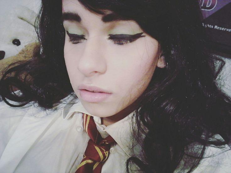 fem!Harry Potter cosplay aesthetic
