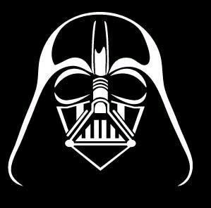 How To Make A Darth Vader Face For A Cake