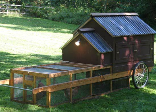 Clever Chicken Coops | Allen's Blog - P. Allen Smith Garden Home
