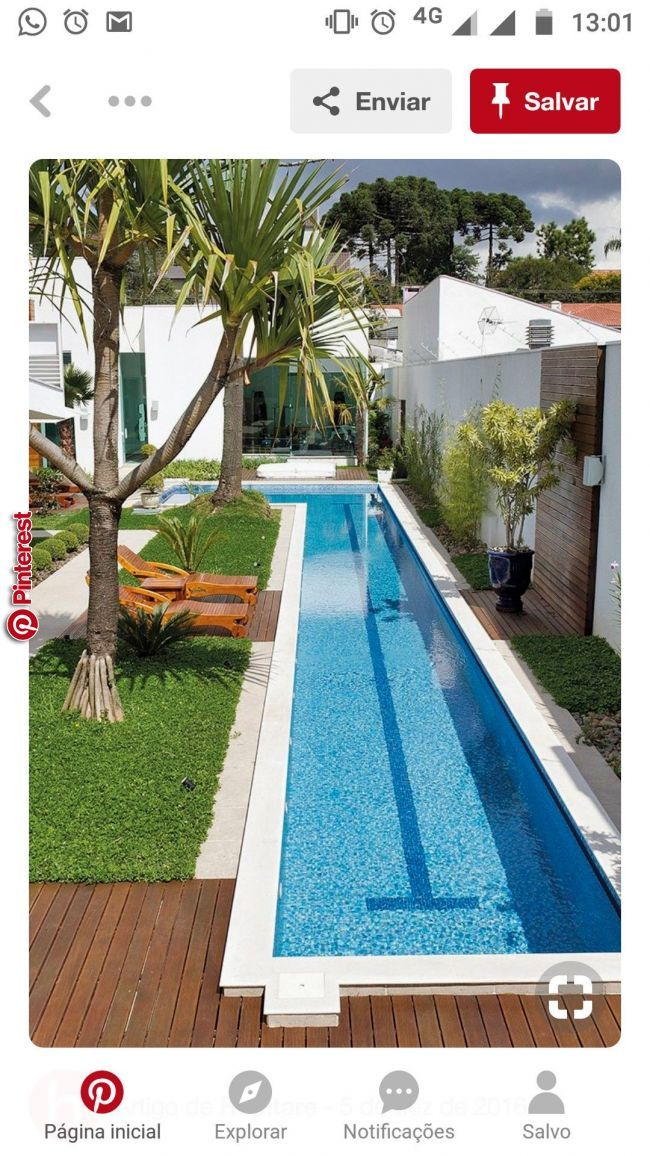 Idea Houses In 2019 Pinterest Ideas Pool Designs And Dream House Plans Swimming Pool Landscaping Swimming Pools Backyard Backyard Pool
