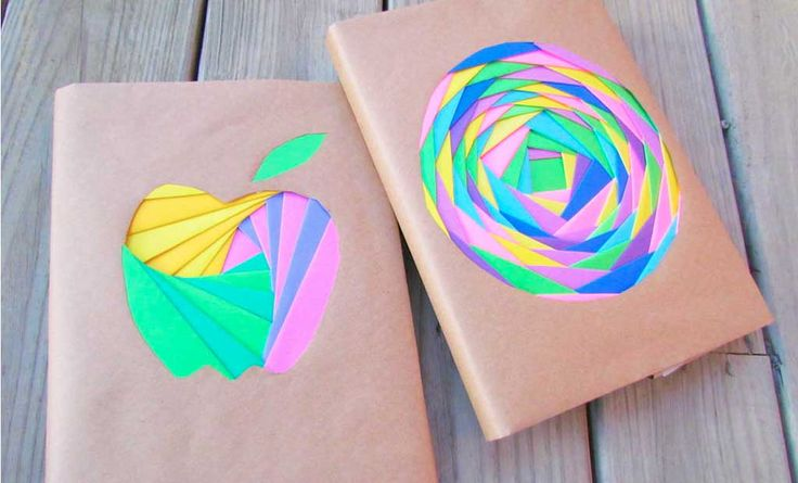 Book Cover Craft Ideas ~ Crafts n things weekly iris folded book covers no more