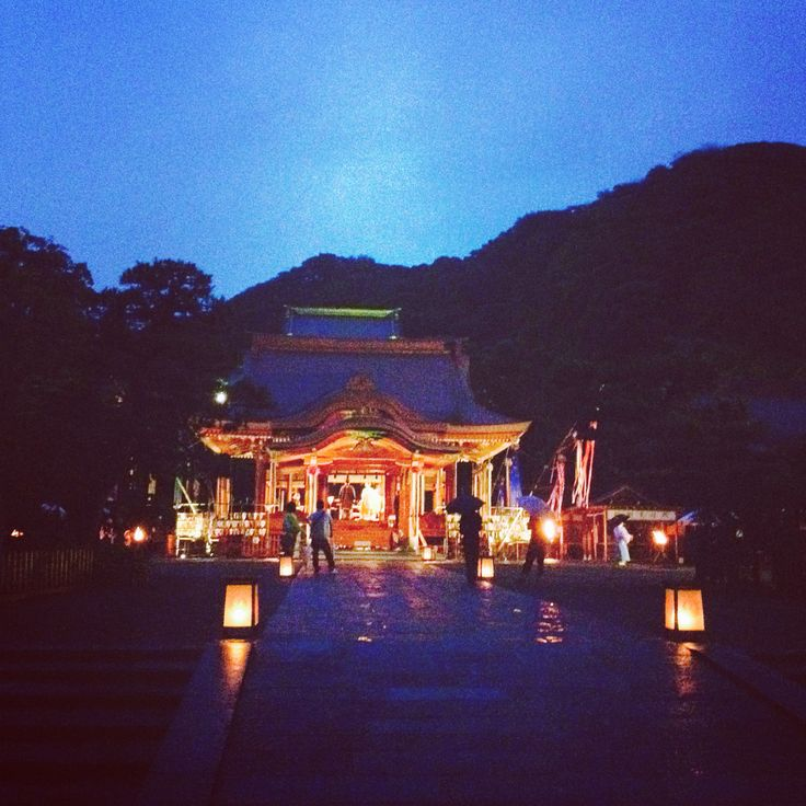 【shrine in Kamakura】鶴岡八幡宮