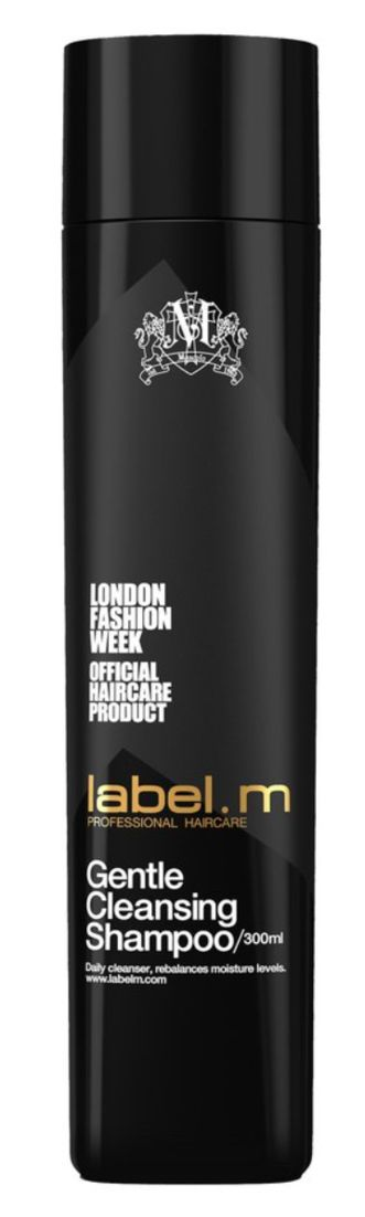 label.m CLEANSE collection is perfect for locking in moisture and cleaning each strand #labelm