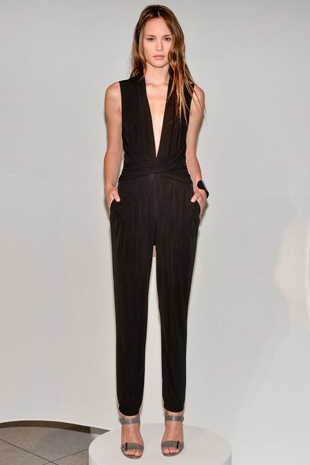 #NYFW - Runway: Elie #Tahari Spring 2014 Ready-to-Wear Collection