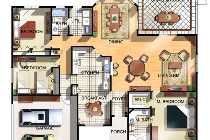 Diy Org The Learning Community For Kids Online Courses Floor Plan Design Create Floor Plan Floor Plans Draw house floor plan online free