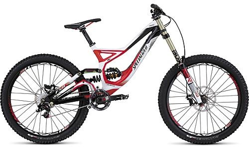 Only in my dreams.  $6,600 Specialized Mountain Bike