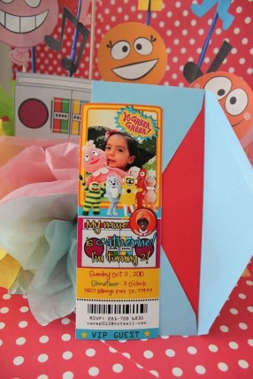 599 best images about 4 the lil guy! on pinterest | goody bags, Birthday invitations