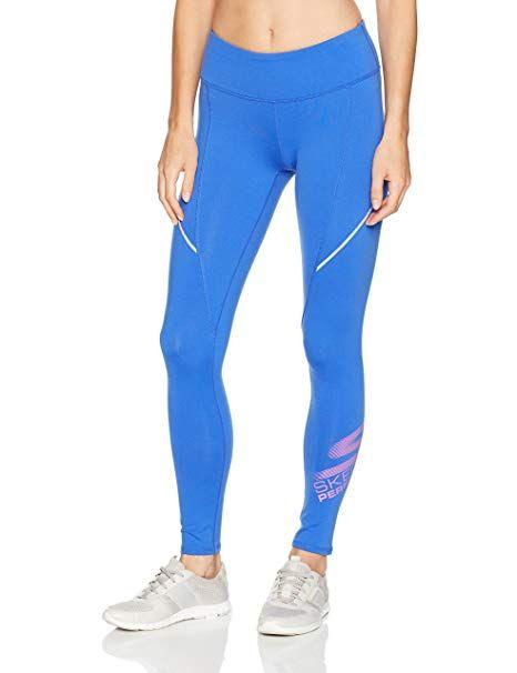 7f5583f54f103 Skechers Women's Go Flex Arabesque Legging, Blue, S | Best Selling ...
