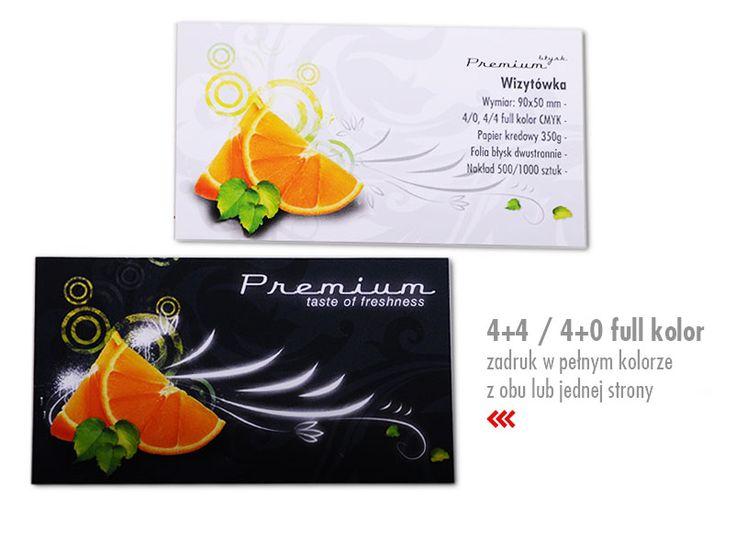 http://www.viperprint.pl/eprint8/nr/WI051/ Wizytówki - Premium Błysk Wizytówki Premium, foliowane dwustronnie, są doskonałym sposobem na prezentację firmy, lub jej przedstawiciela.