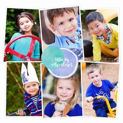 Little Big Adventures in Kinder Photography