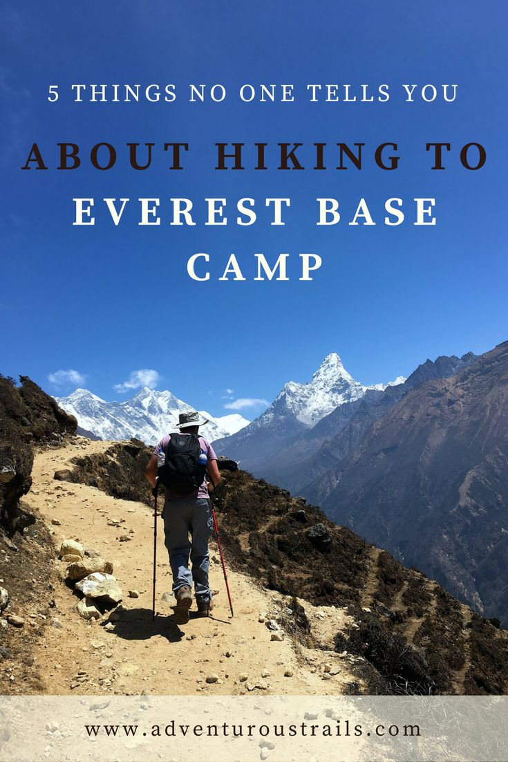 5 Things No One Tells You About Hiking To Everest Base Camp | Hiking Everest Base Camp | Everest Base Camp | Climbing Everest | Hiking EBC Solo | Hiking Everest Base Camp Solo | Hiking Himalayas | Climbing Seven Summits | Climbing Everest | Mountain Climbing | Mountain Inspiration | Travel Asia | Backpacking Nepal | Backpacking Asia |Hiking Everest Base Camp | Climbing Everest | Trekking in Nepal | Hiking In The Himalayas | Climbing Mountains | Adventure Travel |  Student Flights
