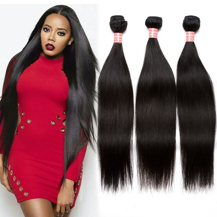 virgin hair machine weft hair