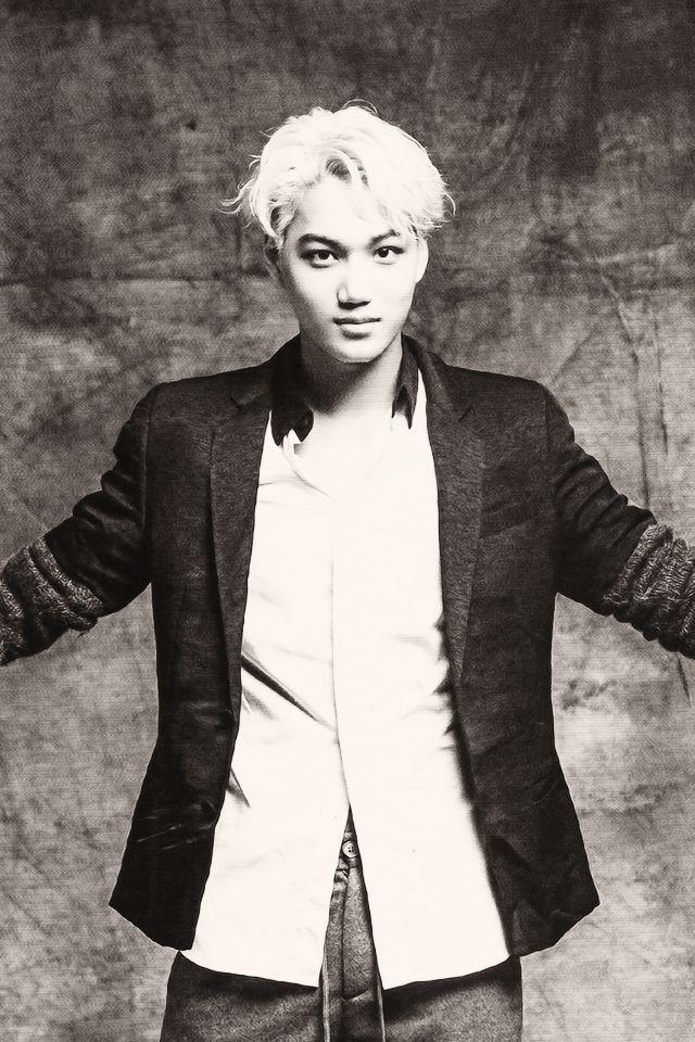 Exo Kai Iphone Wallpaper 610 best Best Kpop Dek...