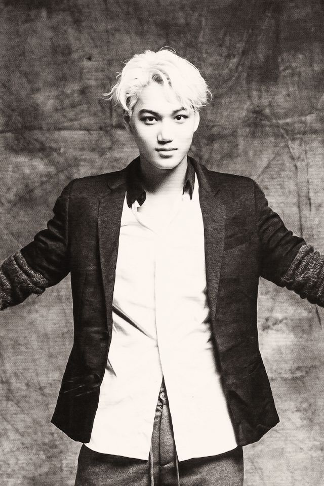 Dont miss 2014 EXO Kai KPOP Haristyle Wallpaper HD Wallpaper. Get all of EXO Exclusive dekstop background collections.