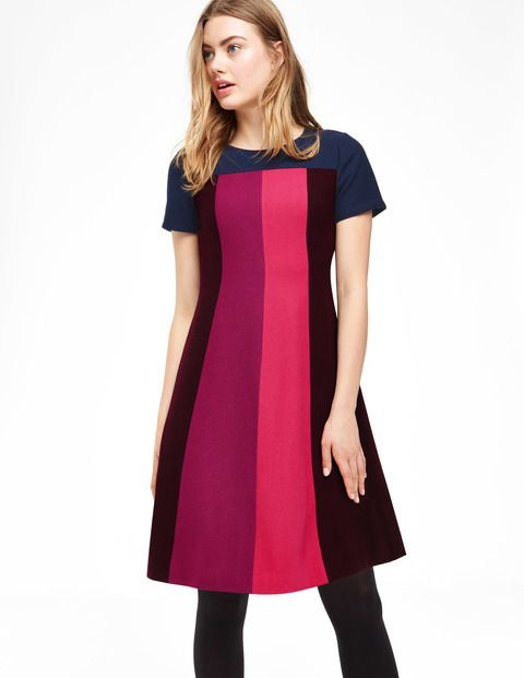 Panel Patsy Dress WH927 Day Dresses at Boden