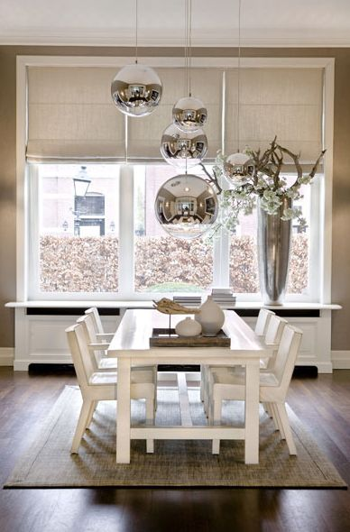 17 best images about dining room ideas on pinterest dinner room pendant lights and tables. Black Bedroom Furniture Sets. Home Design Ideas