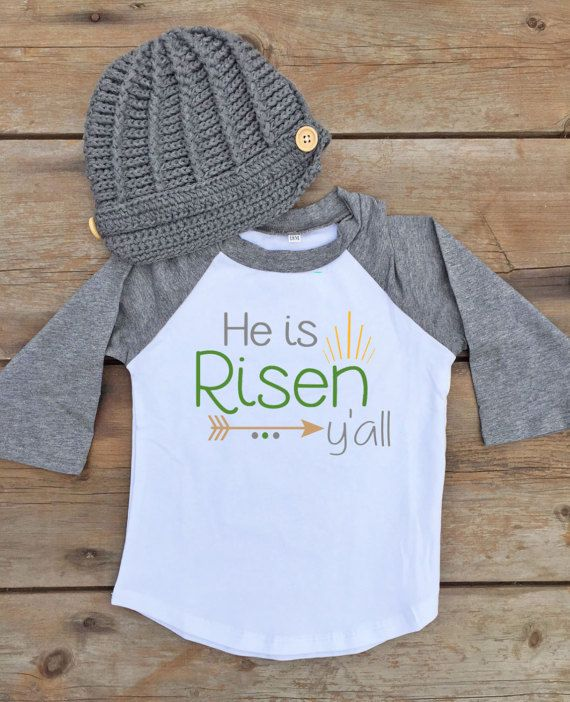 Toddler Boy Easter Shirt  Easter Outfit for Boy  by bowtiespearls