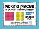 Place Value Common Core Math Game