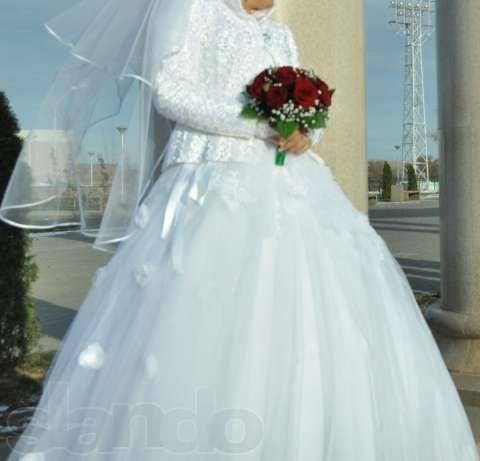 Фото свадебных платьев шубы туфли