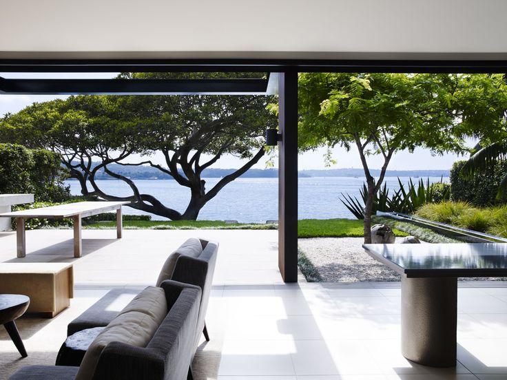 Indoor - outdoor living
