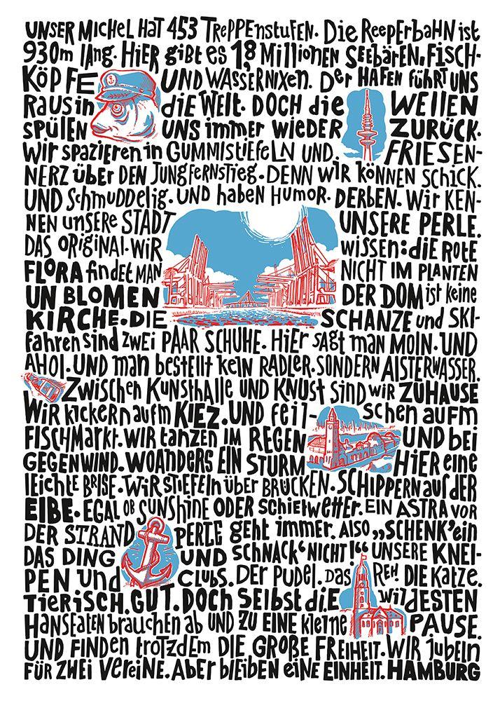 Geheimtipp Hamburg - eine Liebeserklärung