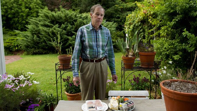 Tightening his belt: Tim Noakes. (Liza van Deventer, Foto24/Gallo Images)