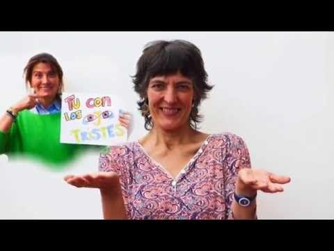 Colores Verdaderos: Un ejemplo de que las lenguas de signos llenan nuestra vida de colores. Homenaje a mi profe de LSE: PEDRO