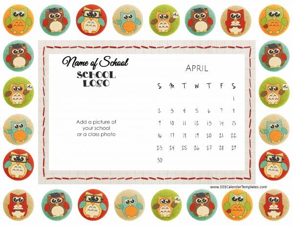 Best School Calendars Images On   School Calendar