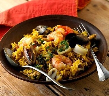 My Slimming World Paella Recipe