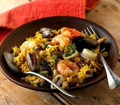 My Slimming World Paella Recipe